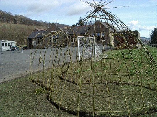 Willow Dome, Waterside