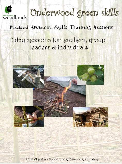 Practical Outdoor Skills 1 day modules information